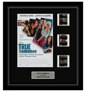 True Romance (1993) - 3 Cell Display