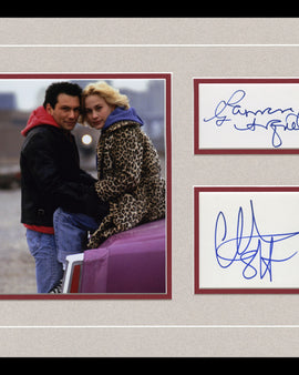 True Romance (1993) Autographed Display