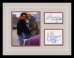 True Romance Autographed Display