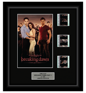 Twilight Saga: Breaking Dawn - Part 1 (2011) - 3 Cell Display (1)