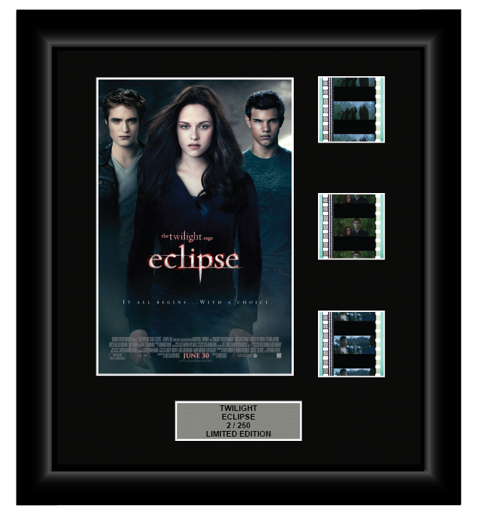 Twilight Saga: Eclipse (2010) - 3 Cell Display