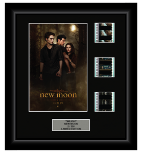 Twilight Saga: New Moon (2009) - 3 Cell Display