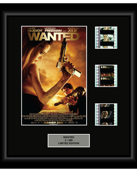 Wanted (2008) - 3 Cell Display