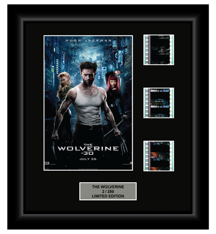 Wolverine, The (2013) - 3 Cell Display