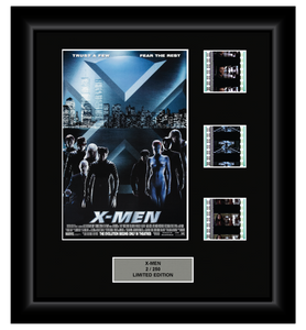 X-Men (2000) - 3 Cell Display