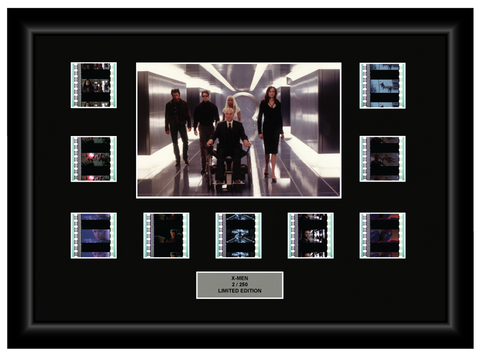 X-Men (2000) - 9 Cell Display