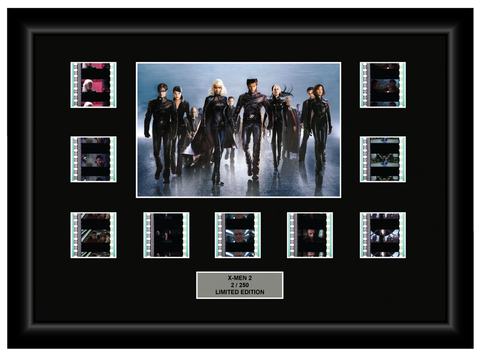X-Men 2 (2003) - 9 Cell Display
