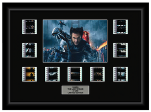 X-Men - The Last Stand (2006) - 9 Cell Display