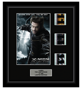 X-Men: The Last Stand (2006) - Wolverine - 3 Cell Display