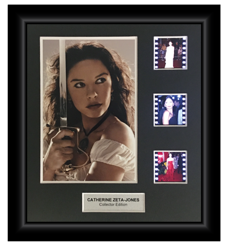 Catherine Zeta-Jones Celebrity Edition - 35mm Slide Display