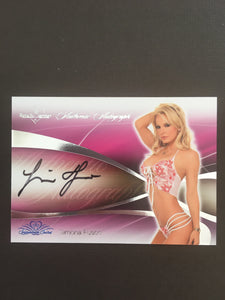 Simona Fusco - Autographed Benchwarmer Trading Card (1)