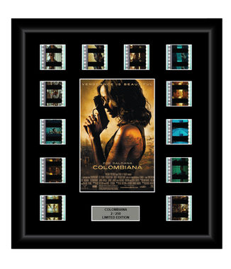 Colombiana (2011) - 12 Cell Display