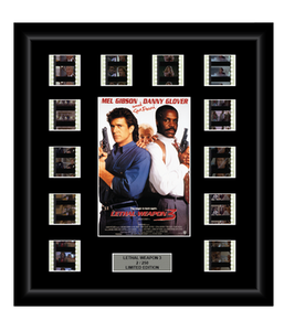 Lethal Weapon 3 (1992) - 12 Cell Display