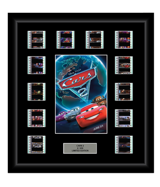 Cars 2 (2011) - 12 Cell Display