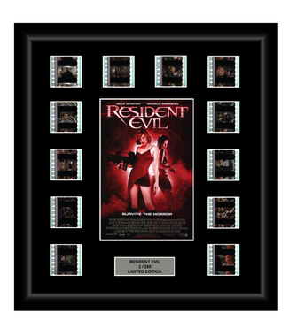 Resident Evil (2002) - 12 Cell Display