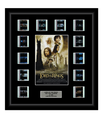 Lord of the Rings: The Two Towers (2002) - 12 Cell Film Display