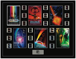 Star Trek - 18 Cell Display (6 of the Best)