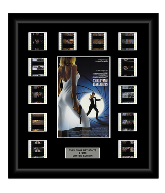 Living Daylights (1987)(James Bond) - 12 Cell Display