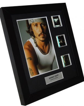 Johnny Depp (Style 2) - 3 Cell Display