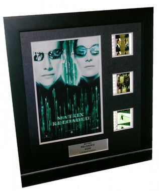 Matrix Reloaded, The (2003) - 3 Cell Display - ONLY 1 AT THIS PRICE!