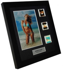 Jessica Alba - 3 Cell Display - ONLY 1 AT THIS PRICE!