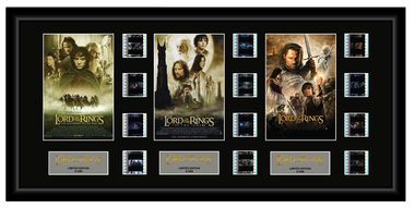 Lord of the Rings Trilogy, The - Triple 12 Cell Display