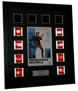Dirty Harry (1971) - 12 Cell Classic Display (Dirty Harry Series)