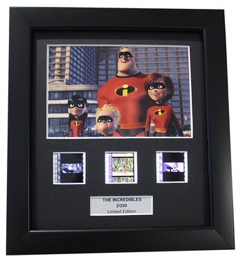 Incredibles, The (2004) - 3 Cell Display