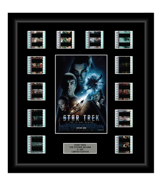 Star Trek: The Future Begins (2009) - 12 Cell Display - ONLY 2 AT THIS PRICE