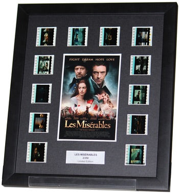Les Miserable - 12 Cell Display