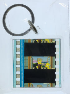 Simpsons Movie Keyring