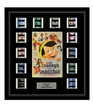 Pinocchio (1940) (Classic Disney) - 12 Cell Display