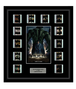 Incredible Hulk (2008) - 12 Cell Display
