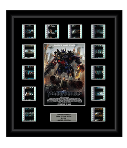 Transformers Dark of Moon (2011) - 12 Cell Display