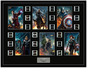 Avengers (2012) - 18 Cell Display (6 of the Best)