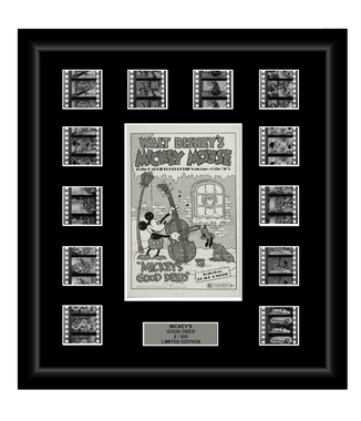 Mickey's Good Deed (1932) - 12 Cell Classic Display (Mickey Mouse)