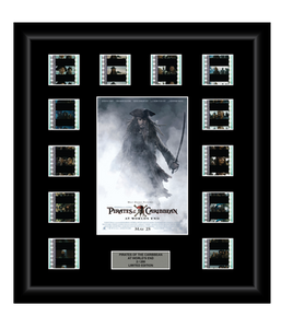 Pirates of the Caribbean - At Worlds End (2007) - 12 Cell Display