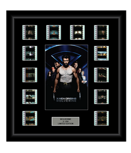 X-Men Origins: Wolverine (2009) - 12 Cell Display