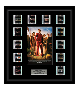 Anchorman 2: The Legend Continues (2013) - 12 Cell Display