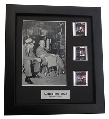Alfred Hitchcock - 3 Cell Display - ONLY 1 AT THIS PRICE!