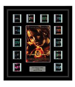 Hunger Games (2012) - 12 Cell Display - ONLY 1 AT THIS PRICE