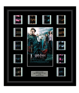 Harry Potter and the Goblet of Fire (2005) - 12 Cell Display