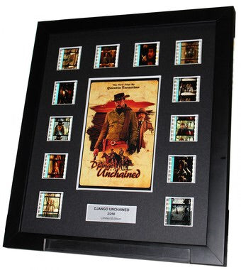 Django Unchained (2012) - 12 Cell Display - ONLY 1 AT THIS PRICE