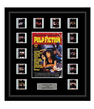 Pulp Fiction (1994) - 12 Cell Classic Display - ONLY 2 AT THIS PRICE