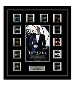 Skyfall (2012) - 12 Cell Display (James Bond)