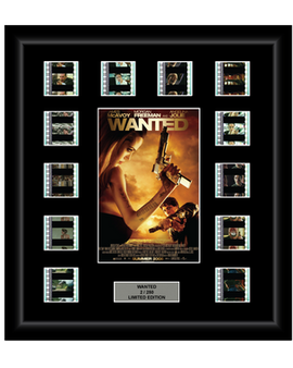 Wanted (2008) - 12 Cell Display