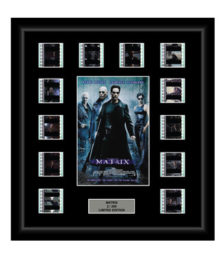 Matrix, The (1999) - 12 Cell Display