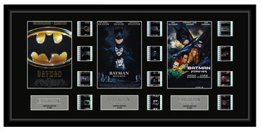 Tim Burton Batman - Triple 12 Cell Display