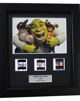 Shrek the Third (2007) - 3 Cell Display