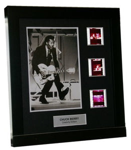 Chuck Berry - 3 Cell Display